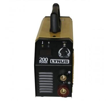 Inversor De Solda Lynus Lis-200 Power