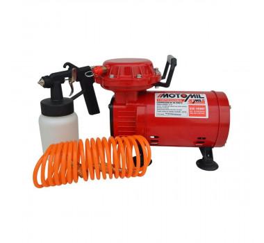 Compressor De Ar Direto Motomil Jetmil-S 1/3 Hp