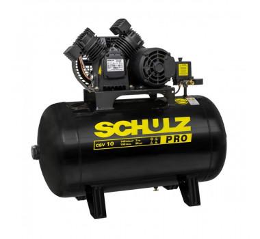 Compressor Schulz Pro Csv 10/100 2hp 140Lbs 100lts