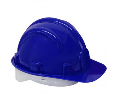 Capacete Seguranca Azul