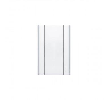 Placa Fame Modular Cega 4x2