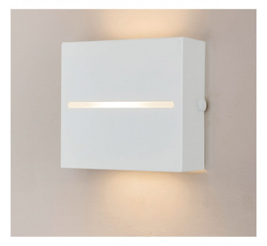 LUMINARIA ARANDELA G-LIGHT SUPREME 1110 2XG9 BR