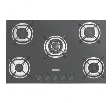 Cooktop Tramontina 5 Bocas Tripla Chama Ref: 94709301