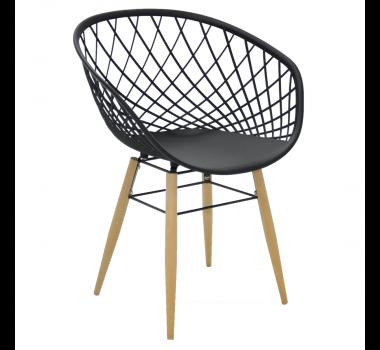 Cadeira Tramontina Sidera Preta