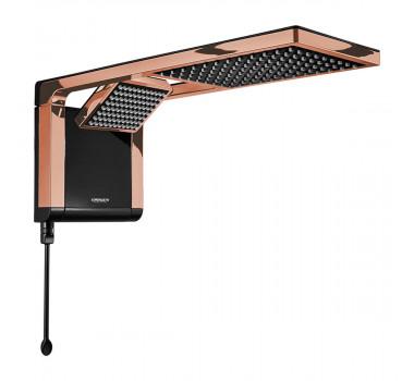 Ducha Lorenzetti Acqua Duo Ultra Eletr Blk/RGold 220/6800W