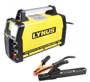 Inversor De Solda Lynus Lis-130