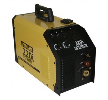 Inversor De Solda Lynus Lis-220i Power Mig/Mma