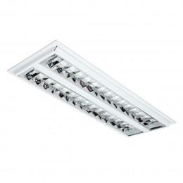 Luminaria Led Taschibra Embutir Td 60 Bc 2x6500k - P