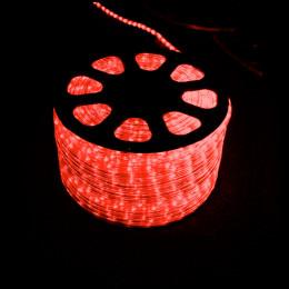 Corda Luminosa Led Fios Vermelho