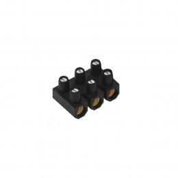 Conector Fame Multiplo 10mm 3 Bornes