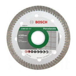 Disco Bosch 105x20mm Turbo Porcelanato