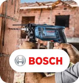 Banner Lojas - Bosch