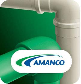 Banner Lojas - Amanco