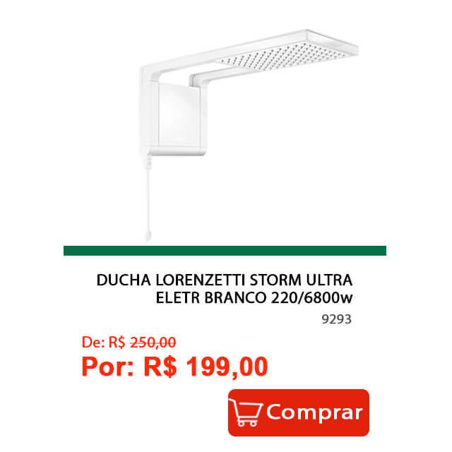 Ducha Lorenzetti Storm Ultra