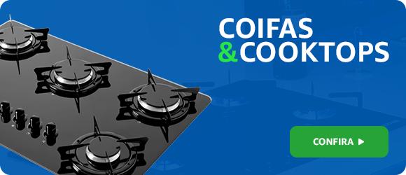Banner Duo - Coifas&Cooktops para sua cozinha