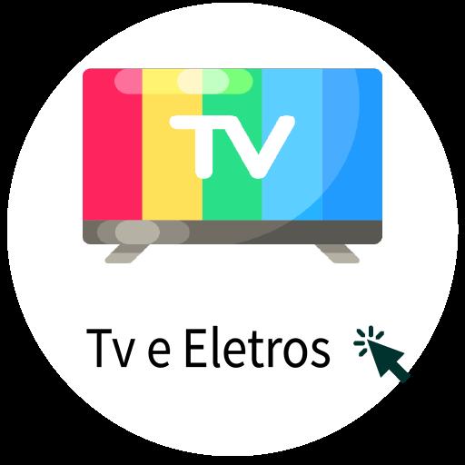 Tv eletro e Eletrodomésticos Verdes Mares